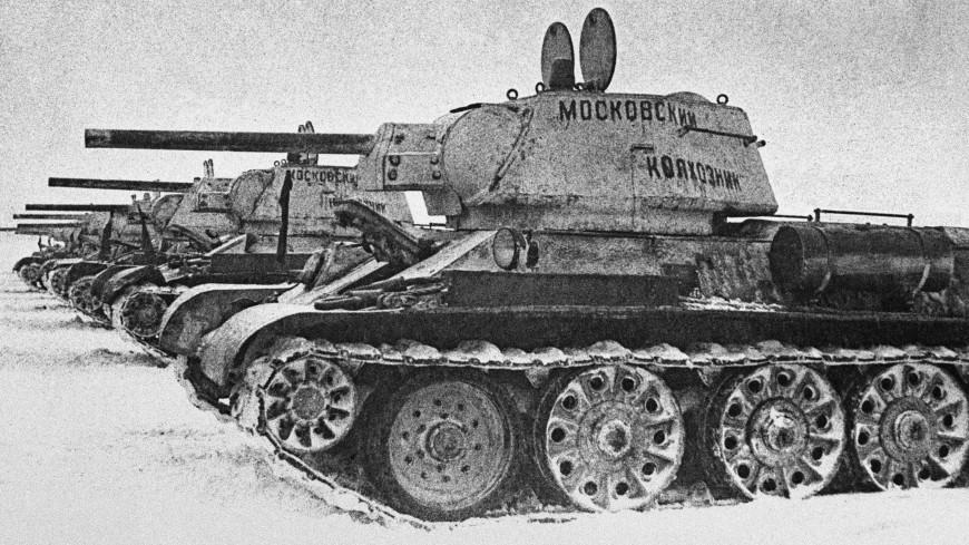 «Оружие Победы»: Т-34 – бронированные «ласточки» Великой Отечественной войны