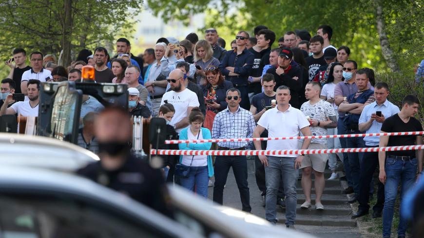 Трагедия в школе Казани: 12 мая будет днем траура в регионе