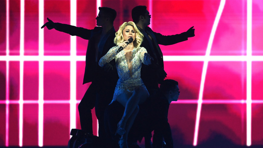Наталья Гордиенко из Молдовы вышла в финал «Евровидения»