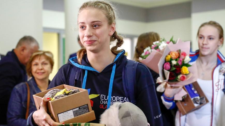 Золото чемпионата Европы по водным видам спорта завоевала россиянка Субботина