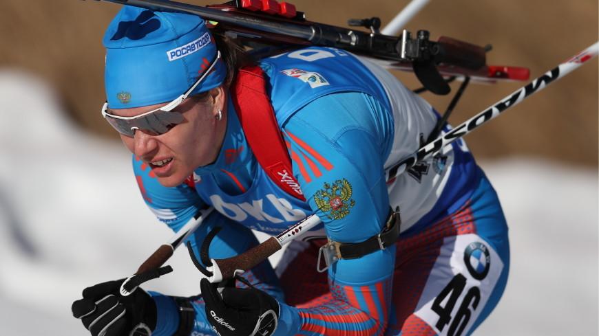 Четырехкратная чемпионка Европы по биатлону Ирина Старых завершила карьеру