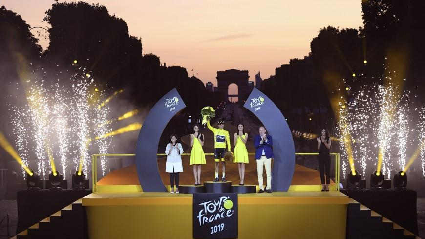 Колумбийский велогонщик Эган Берналь выиграл гонку «Джиро д'Италия»