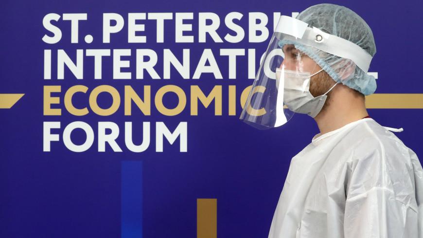 Делегация Всемирного саммита инноваций в области здравоохранения на ПМЭФ-2021: акцент на здоровое общество