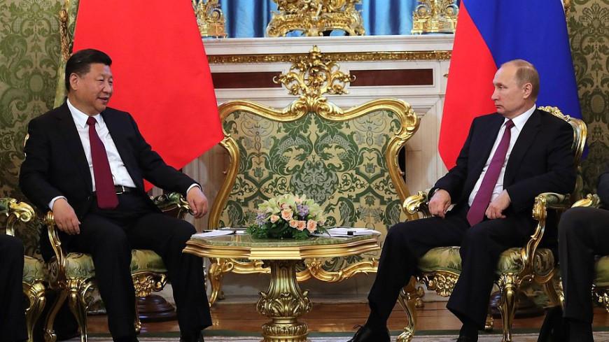 Си Цзиньпин передал Путину устное послание о курсе на укрепление связей