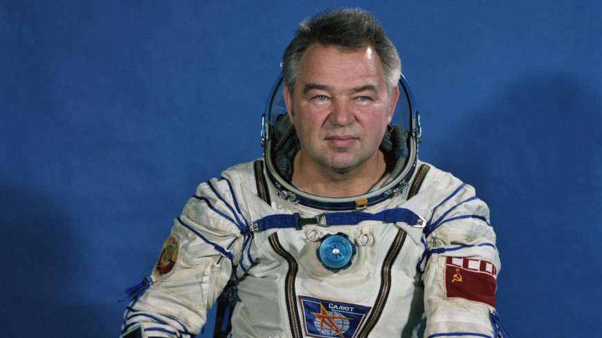 В России отмечают юбилей космонавта Георгия Гречко