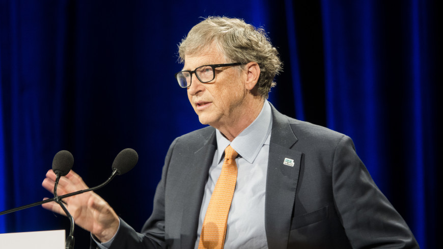 Билл Гейтс причислил вакцины к величайшим достижениям человечества