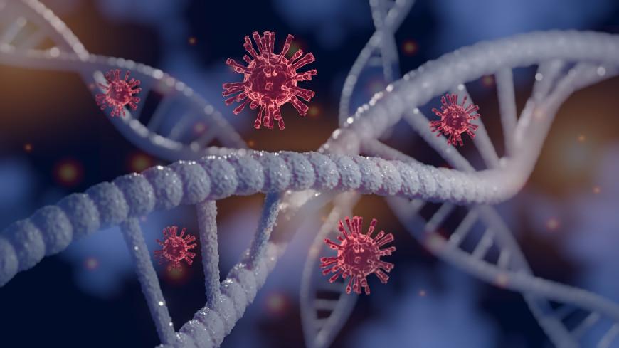 Исследование: Коронавирус научился встраиваться в ДНК людей