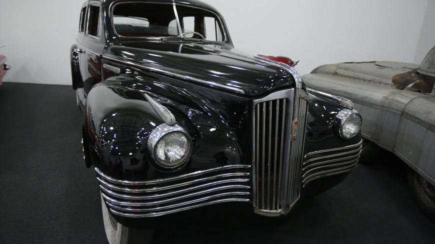 Советский лимузин выставили на продажу за 57 миллионов рублей