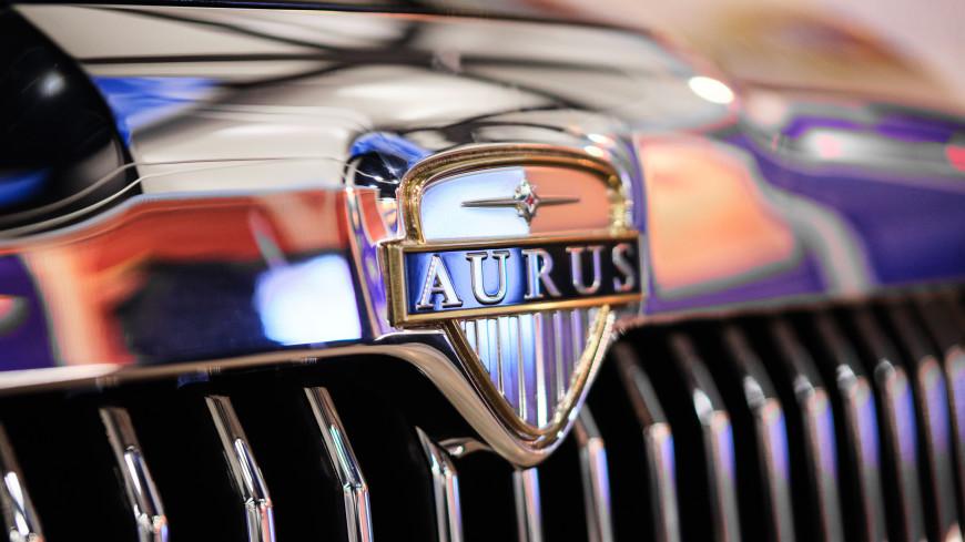 Путин запустил серийное производство автомобилей Aurus в Татарстане