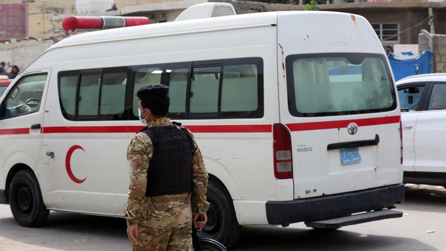 Поджигателя задержали в иракской коронавирусной больнице