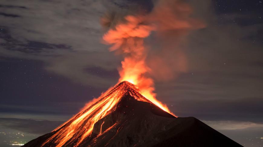 В ДР Конго проснулся вулкан: в опасности 1,5 млн человек (ВИДЕО)