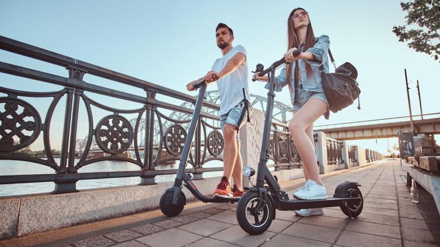 Бум электротранспорта: правила катания на самокатах хотят ужесточить