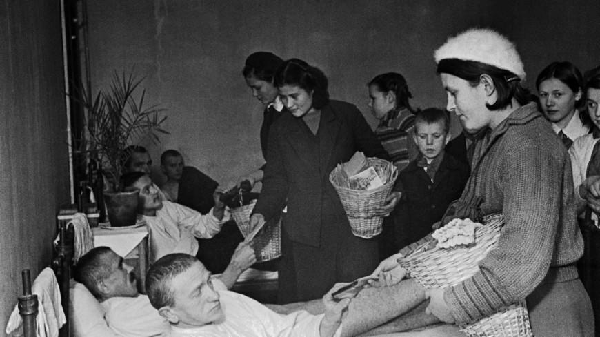 Поправить здоровье: в годы войны в Казахстане лечились более 30 тысяч советских солдат