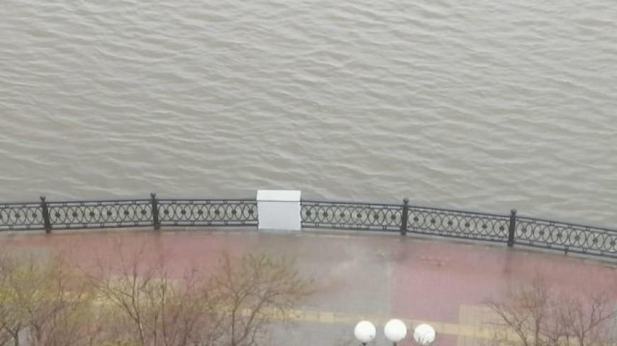 В Хабаровске восстановили пострадавшую из-за ледохода набережную