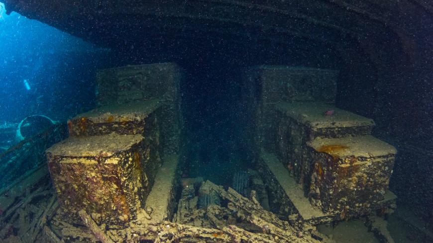 Следы войны: водолазы нашли в Финском заливе затонувшие в 1941 году судна