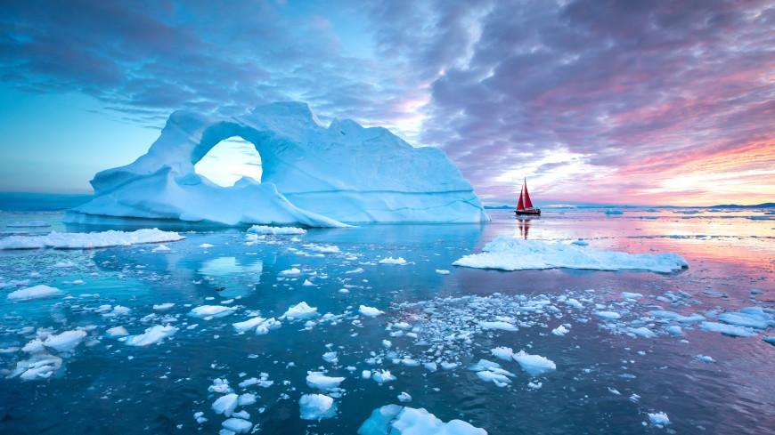 Воды Гренландии оказались насыщены ртутью