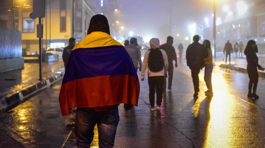 Главные новости за ночь: протесты в Колумбии, «Челси» в финале Лиги чемпионов и толстая моль из Австралии
