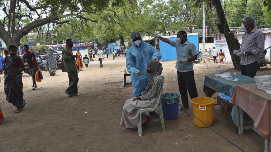 Индию вслед за коронавирусом атаковала «черная плесень»
