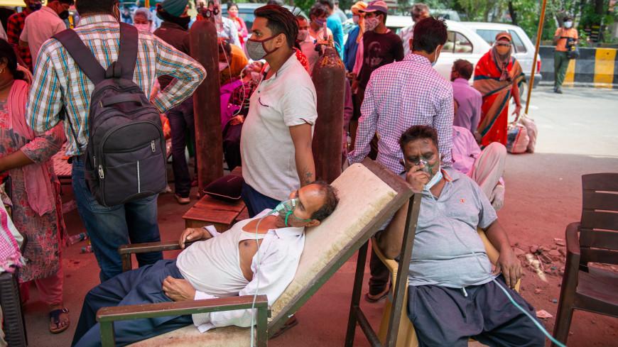 Эффект коронавируса: в Индии началась эпидемия «черной плесени»