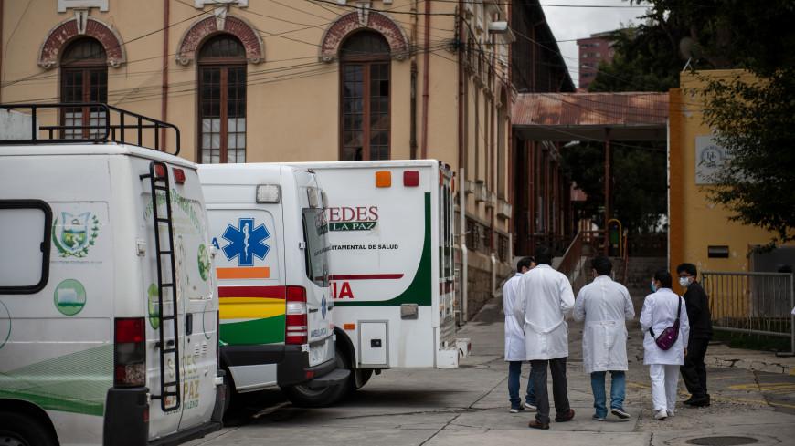 Пять человек погибли после падения микроавтобуса в ущелье в Боливии