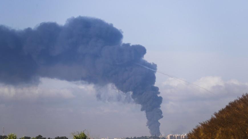 Израиль нанес удар по субмарине ХАМАС в секторе Газа