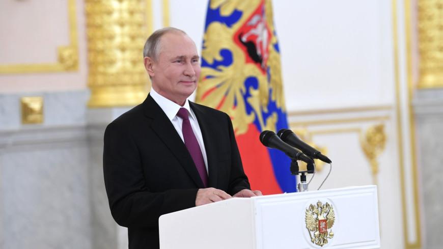 Владимир Путин, Президент РФ, Политика, власть,