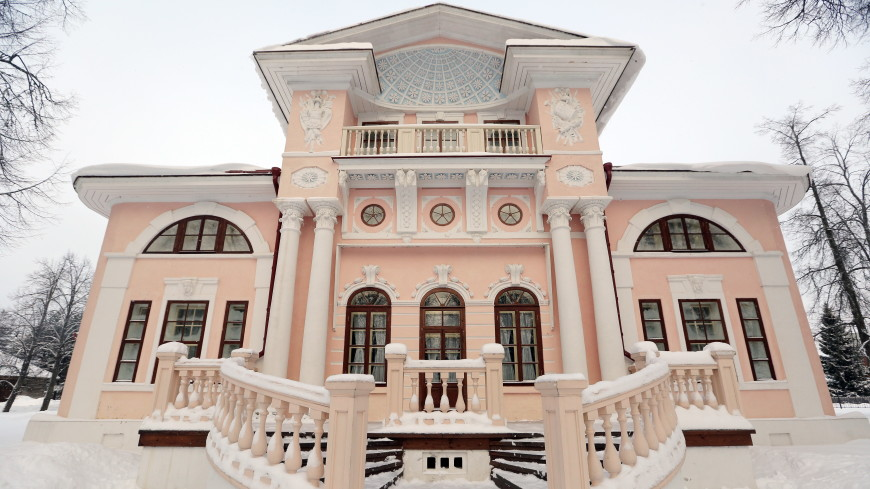 Красивейшие усадьбы России, о которых вы могли не знать