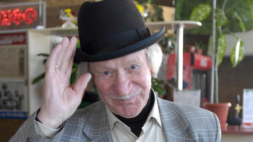 Актер Иван Краско решил жениться в пятый раз на 91-м году жизни