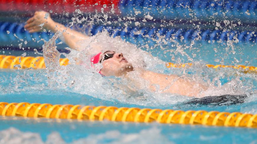 Россиянин Колесников выиграл на чемпионате Европы 50-метровку на спине с мировым рекордом