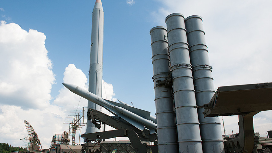 """Фото: Анна Тимошенко / """"«МИР 24»"""":http://mir24.tv/, пво, ракета, армия"""