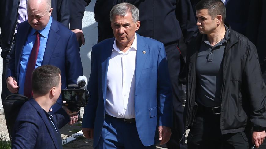 Президент Татарстана: Жертвами нападения на школу в Казани стали семеро детей и учительница