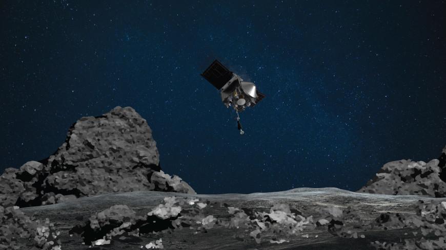 Зонд NASA с образцами астероида Бенну начал путь домой