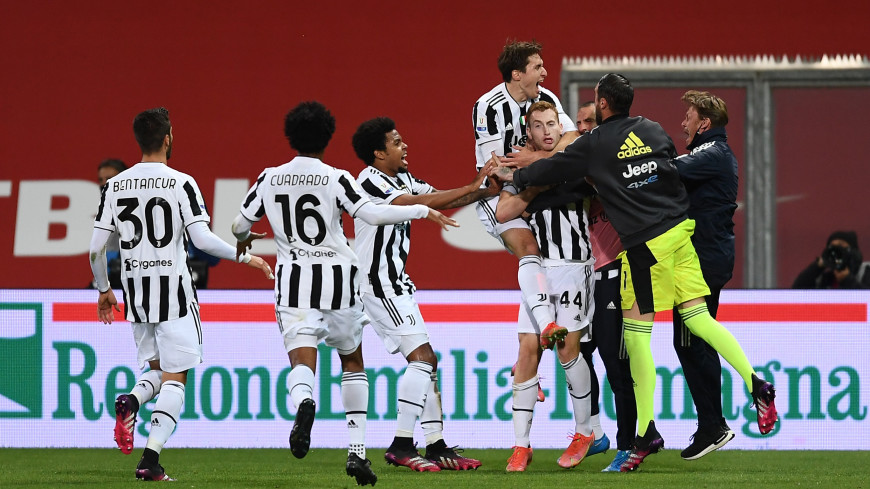 «Ювентус» обыграл «Аталанту» и выиграл Кубок Италии