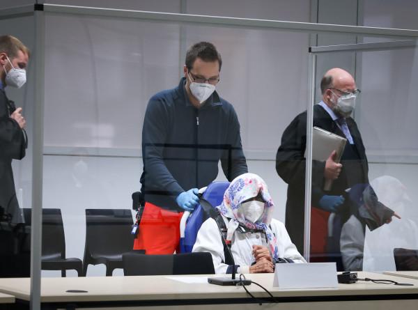Секретарша из преисподней: участница истребления людей в концлагере Штуттгоф предстала перед судом