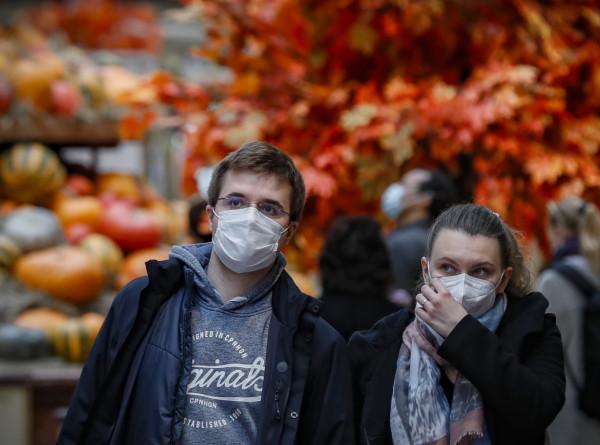 Остановить коронавирус: в шести российских регионах начались нерабочие дни