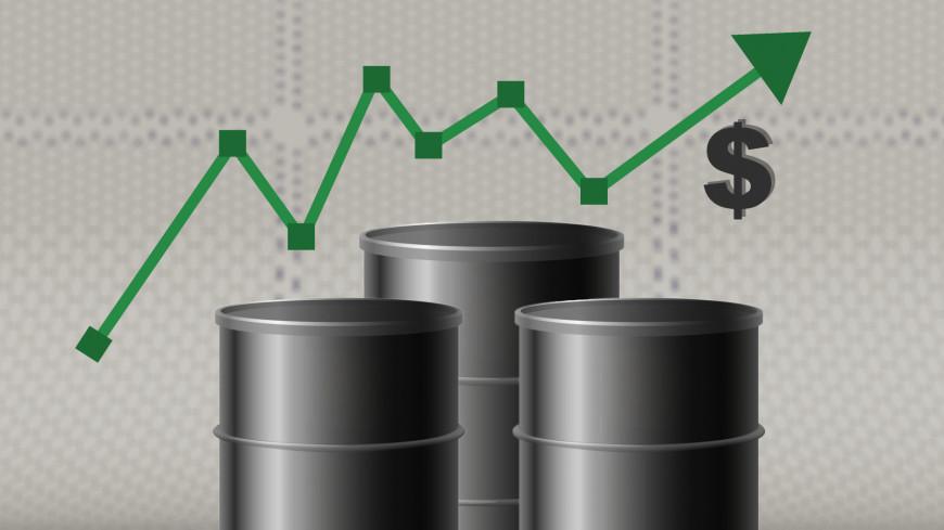 Цена на нефть марки WTI поднялась выше 77 долларов за баррель
