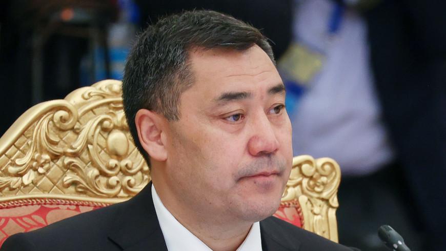 Садыр Жапаров запустил сбор средств на открытие реабилитационного центра для детей