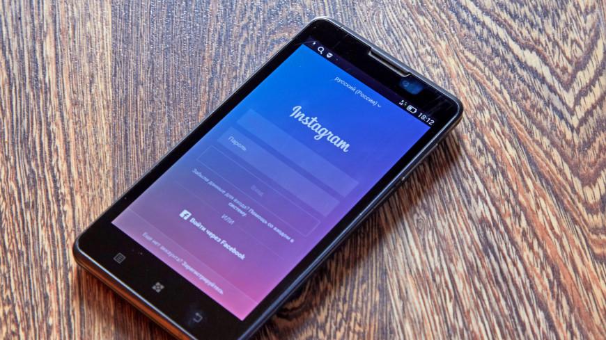 В работе Instagram и Facebook произошел сбой