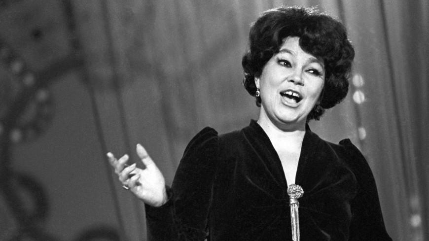 На 89-м году жизни умерла оперная певица Бэла Руденко