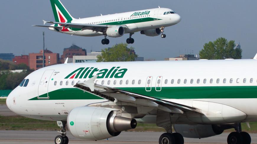 Последний рейс: крупнейший авиаперевозчик Италии прекратит существование