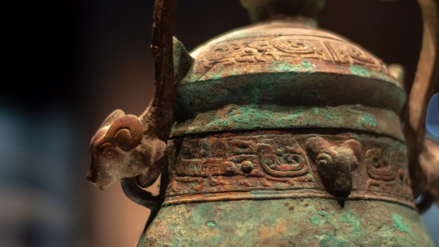 Древний сосуд с алкогольным напитком возрастом пять тысяч лет нашли в Китае