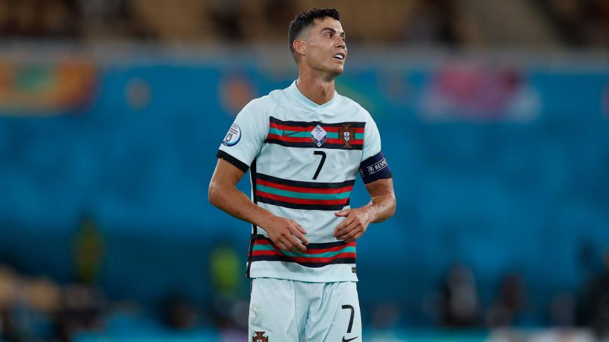 Футболист Роналду установил сразу три рекорда в матче между сборными Португалии и Катара