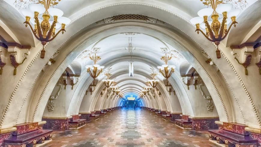 Путин к 90-летию «Мосметростроя»: метро стало настоящим украшением столицы