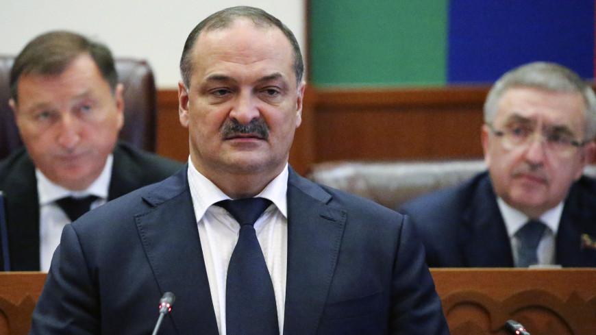 Народное собрание Дагестана избрало Сергея Меликова главой республики