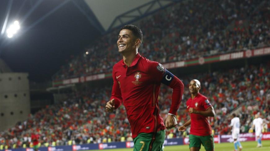 Роналду обновил собственный рекорд по числу хет-триков за сборную