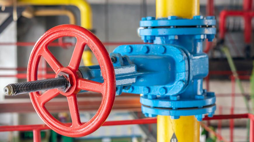 Газ из подземных хранилищ на Украине поступает в Венгрию