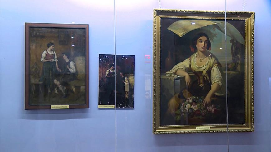 Картины и кувшины: на выставке в Душанбе показали отреставрированные экспонаты