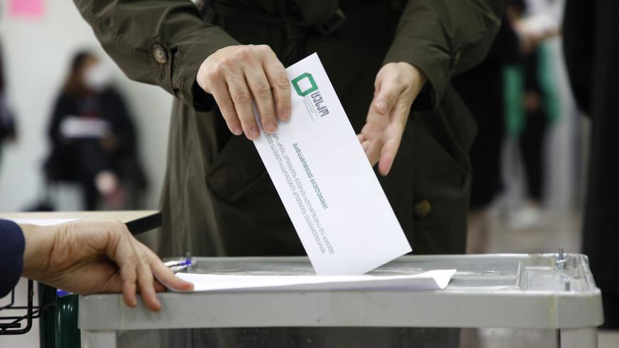 Мэров пяти крупных городов Грузии изберут во втором туре голосования