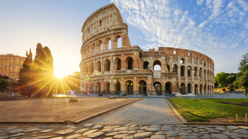 Археологи раскрыли секрет римского бетона