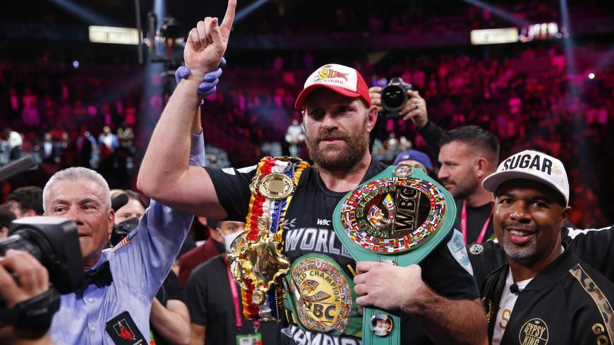 Победа Цыганского короля: как прошел один из главных боксерских поединков года